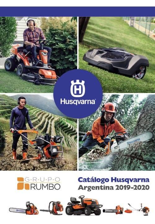 Catálogo Husqvarna 2019-2020