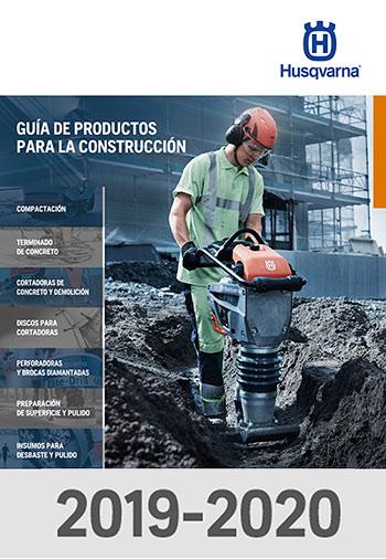 Catálogo Husqvarna Construcción 2019-2020