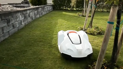 Husqvarna Automower Concept