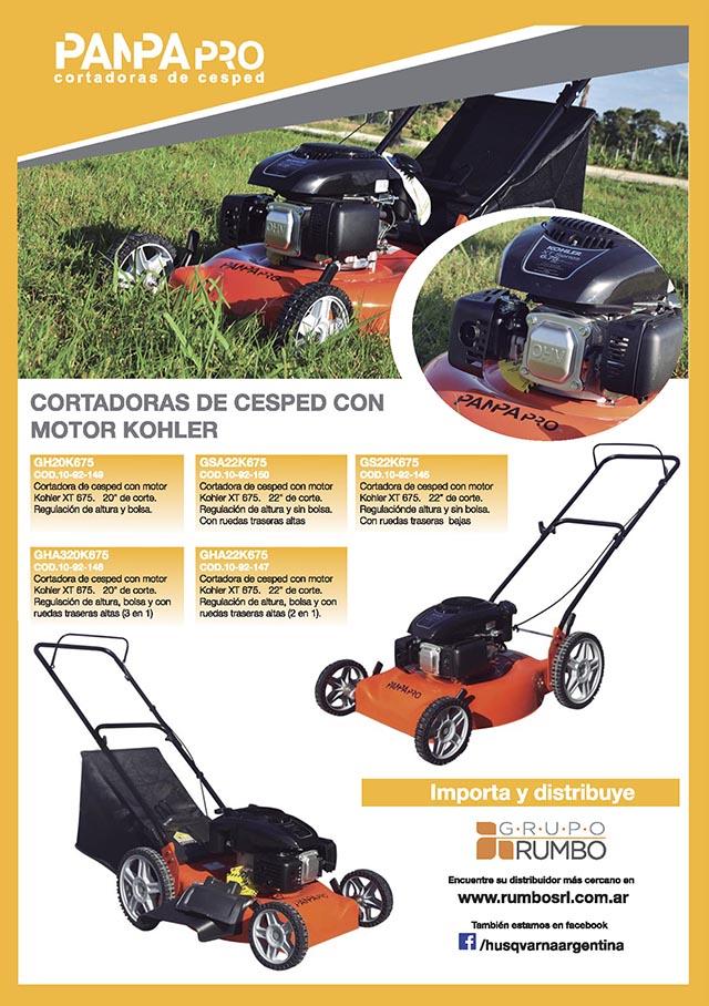 Catálogo Pampa Pro 2017
