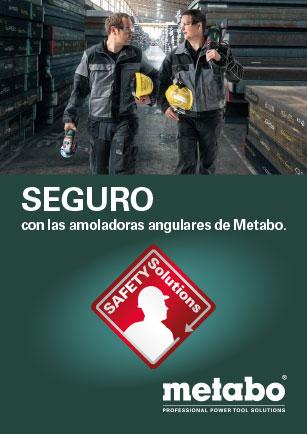 metabo es Seguridad