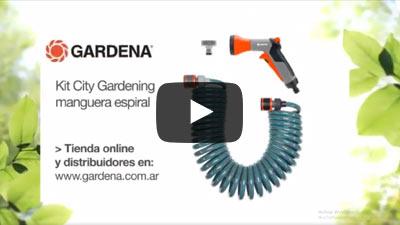 Pulverizador de balcón GARDENA city gardening